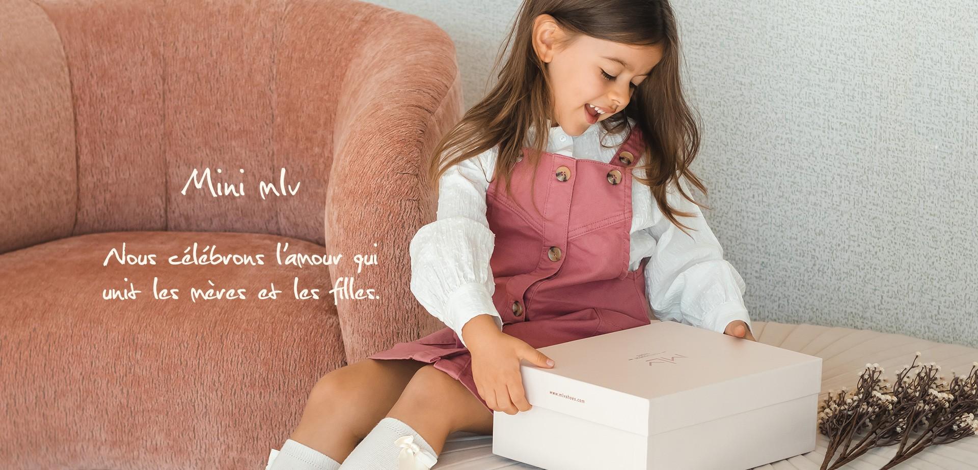 Chaussures pour enfants Mini MLV Shoes