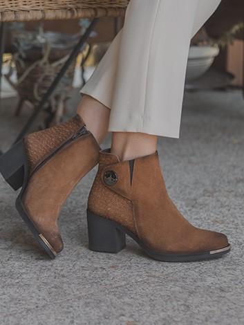 MLV Shoes Ankle Boots