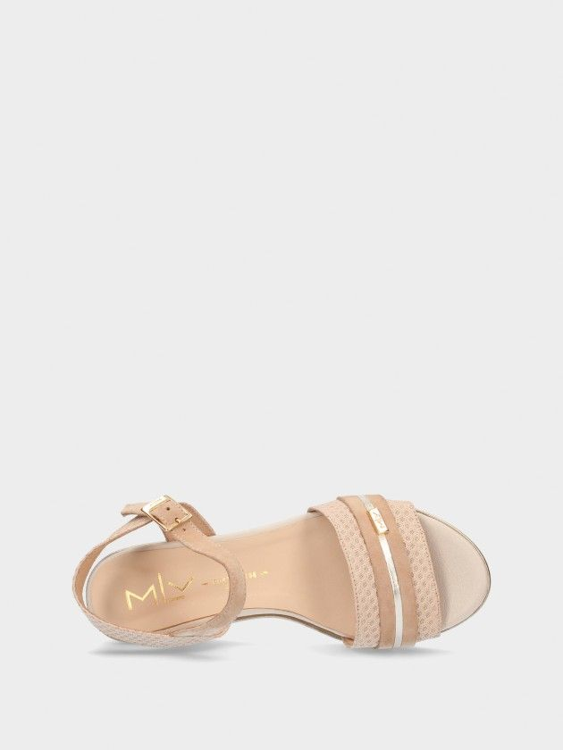 Low Wedge Sandal