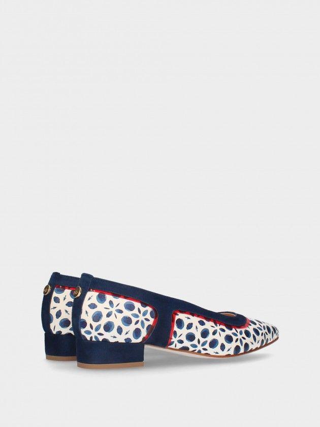 Sapato de Salto Raso