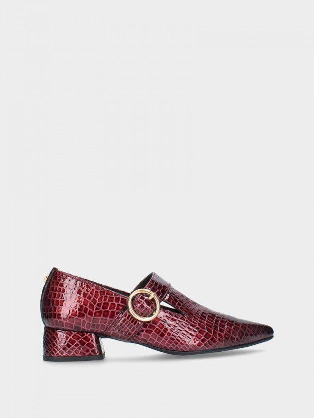 Medium Heel Shoe