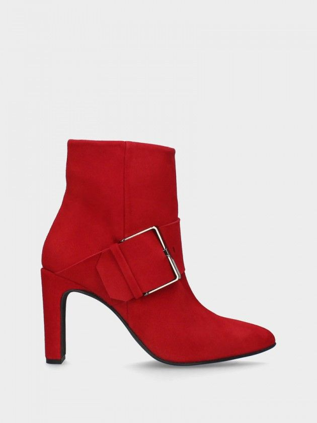 High Heel Ankle Boot