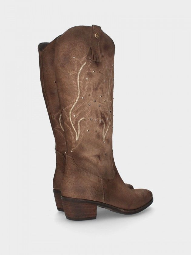 High Rise Boots