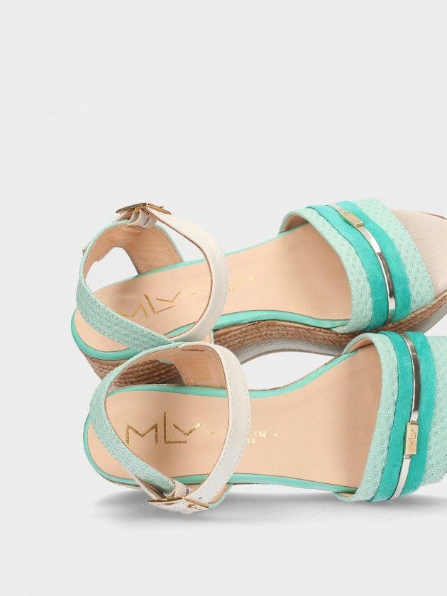Sandale Compensée Midi