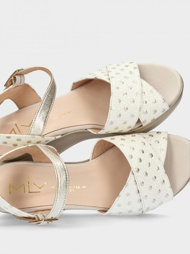 Low Wedge Sandals