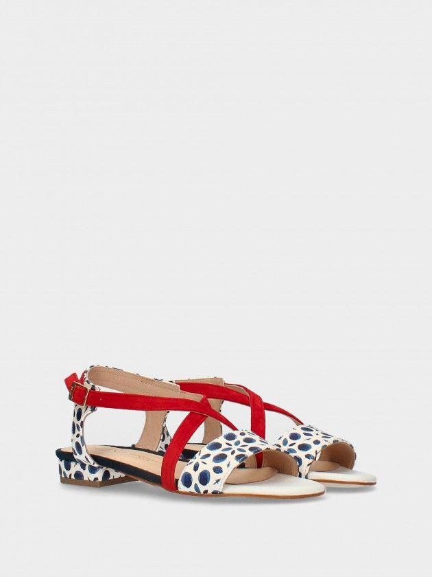 Sandale Plate