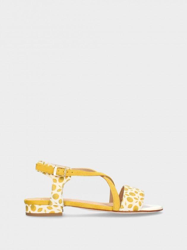Sandálias de Salto Raso