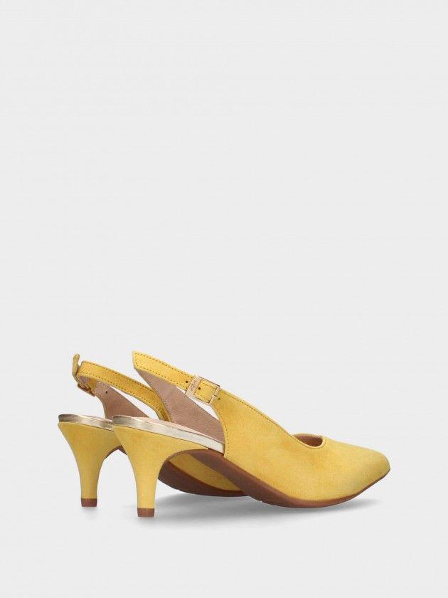 Sapato de Salto Médio