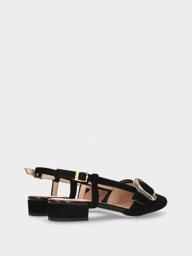 Mid Heel Shoe