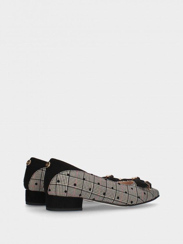 Low Heel Female Shoes