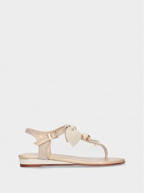 Low Heel Sandals