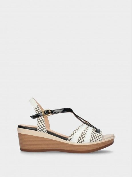 Low Wedge Female Sandals