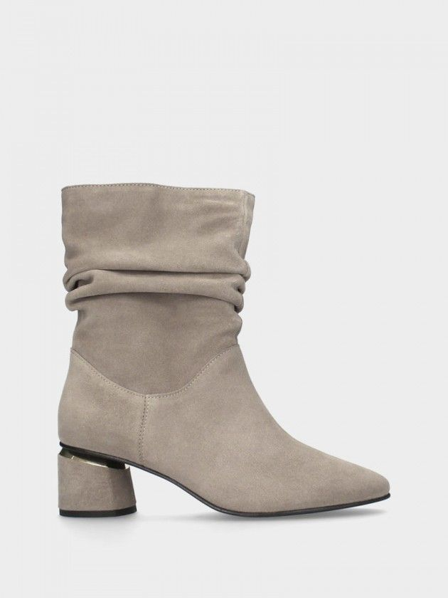 Medium Heel Boots