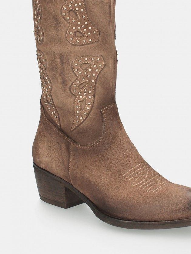 High Rise Boot