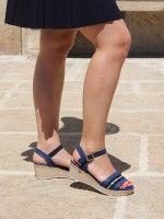 Sandálias para Mulher de Cunha Baixa