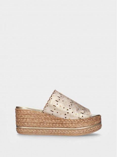 Medium Wedge Sandals