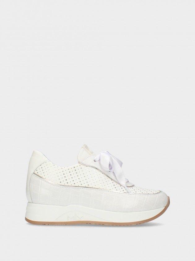 Baskets  Compensée pour Femme