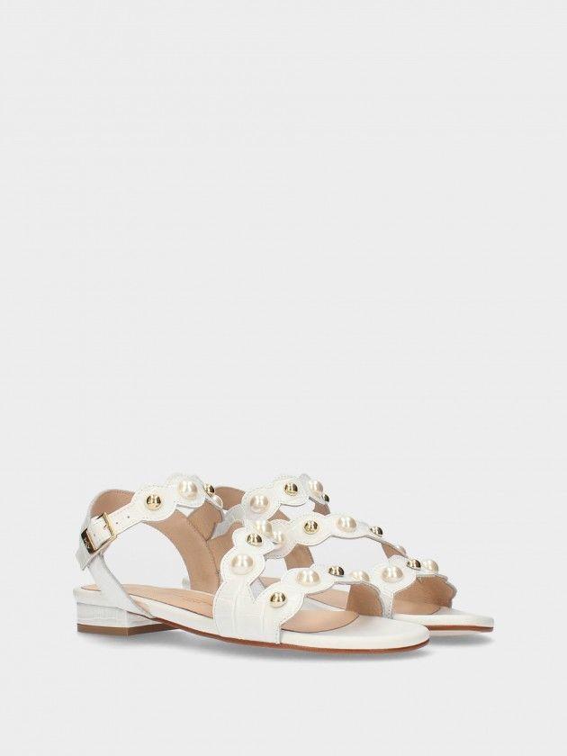 Sandálias de Salto Baixo