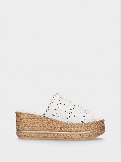 Medium Wedge Female Sandals