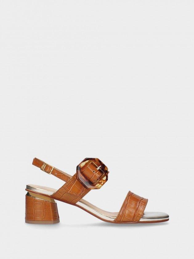 Sandálias para Senhora de Salto Médio