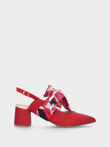 Medium Heel Female Shoes