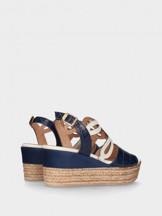 Mid Wedge Sandals