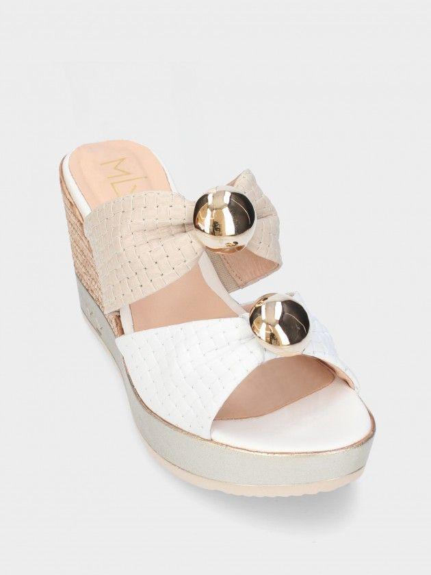 High Wedge Sandal
