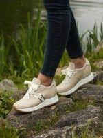 Inner Wedge Female Sneakers