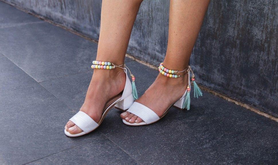 Les sandales qui vont vous conquérir