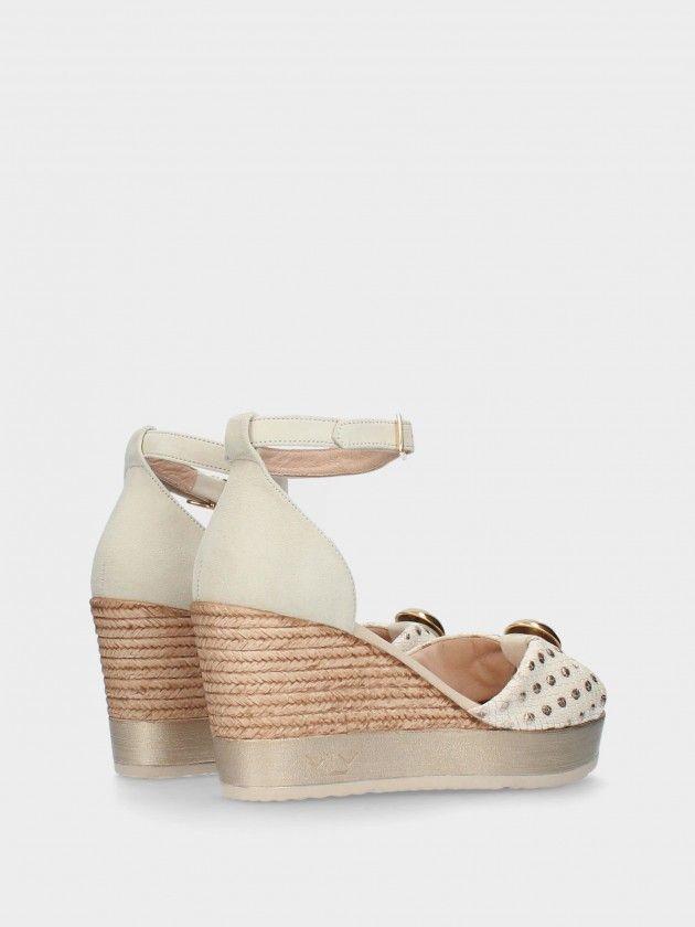 High Wedge Female Sandals