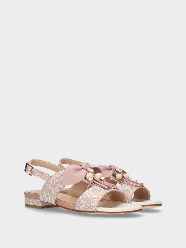 Low Heel Female Sandals