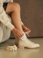 Women´s  Flat Heel Ankle Boots